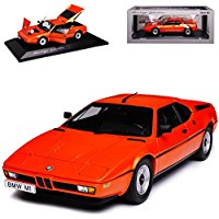 BMW M1 MINICHAMPS